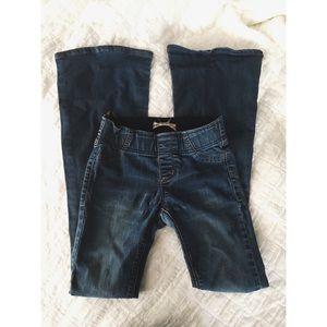 vintage free people jeans